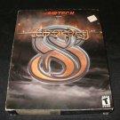 Wizardry 8 - 2001 Sirtech - Windows PC - Complete CIB - Rare