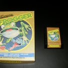 Frogger - Mattel Intellivision - With Box