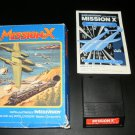 Mission X - Mattel Intellivision - Complete CIB