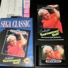 Arnold Palmer Tournament Golf - Sega Genesis - Complete CIB