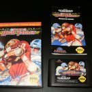 Super High Impact - Sega Genesis - Complete CIB