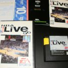NBA Live 96 - Sega Genesis - Complete CIB