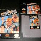 WWF Wrestlemania Challenge - Nintendo NES - Complete CIB