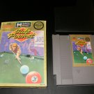 Side Pocket - Nintendo NES - With Box