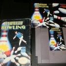 Championship Bowling - Nintendo NES - Complete CIB