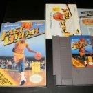Magic Johnson's Fast Break - Nintendo NES - Complete CIB