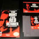 Hunt for Red October - Nintendo NES - Complete CIB