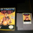 Ultimate Basketball - Nintendo NES - With Box