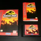 Jurassic Park - Sega Genesis - Complete CIB
