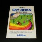 Sky Jinks - Atari 2600 - Manual Only