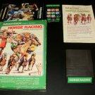 Horse Racing - Mattel Intellivision - Complete CIB