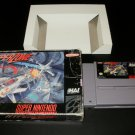 HyperZone - SNES Super Nintendo - With Box