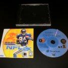NFL 2K - Sega Dreamcast - Complete CIB