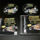 Star Wars Rebel Assault II - Sony PS1 - Complete CIB