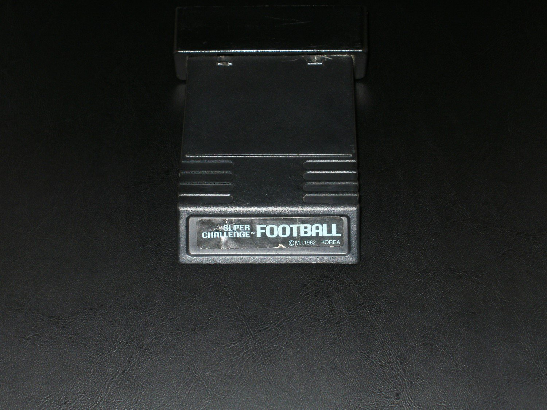 Super Challenge Football - Atari 2600