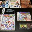 Mario & Luigi Superstar Saga - Nintendo Game Boy Advance - Complete CIB