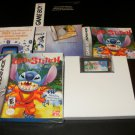 Lilo & Stitch - Nintendo Game Boy Advance - Complete CIB