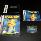 Shark Tale - Nintendo Game Boy Advance - Complete CIB