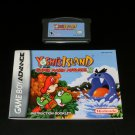 Yoshi's Island Super Mario Advance 3 - Nintendo Game Boy Advance - With Manual