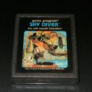 Sky Diver - Atari 2600 - Picture Label Version