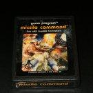 Missile Command - Atari 2600