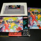 Battletoads & Double Dragon The Ultimate Team - SNES Super Nintendo - Complete CIB