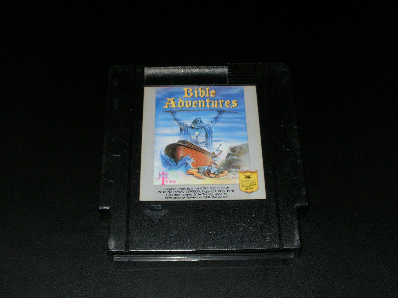 Bible Adventures - Nintendo NES