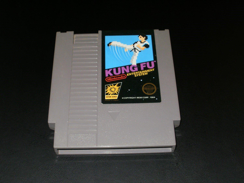 Kung Fu - Nintendo NES