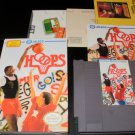 Hoops - Nintendo NES - Complete CIB