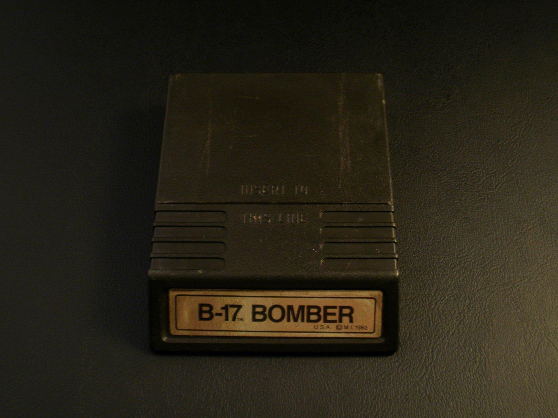 B-17 Bomber - Mattel Intellivision