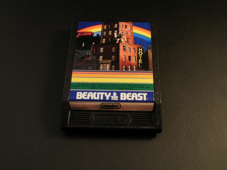 Beauty & the Beast - Mattel Intellivision