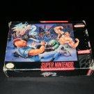 Final Fight 2 - SNES Super Nintendo - Box Only No Game - Rare