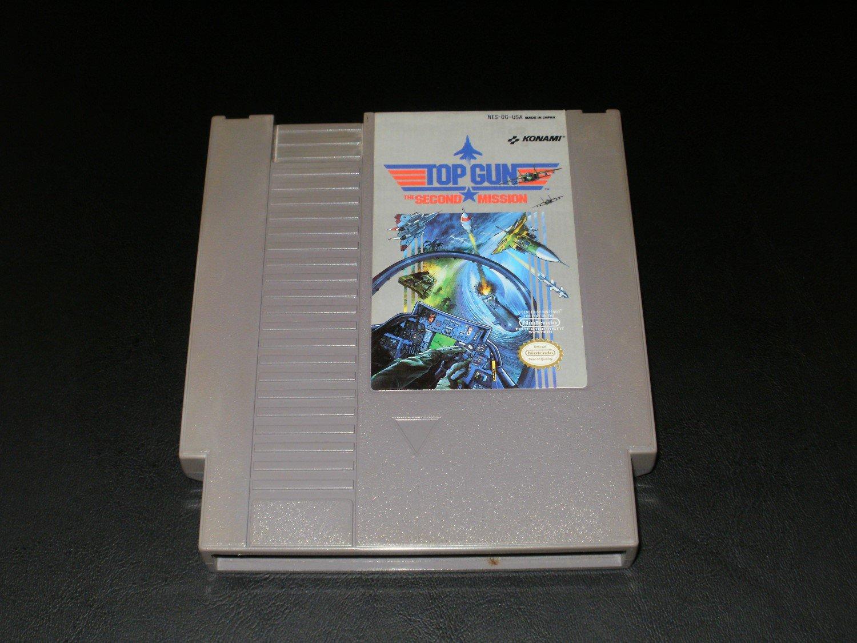 Top Gun The Second Mission - Nintendo NES