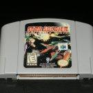 Star Soldier Vanishing Earth - N64 Nintendo