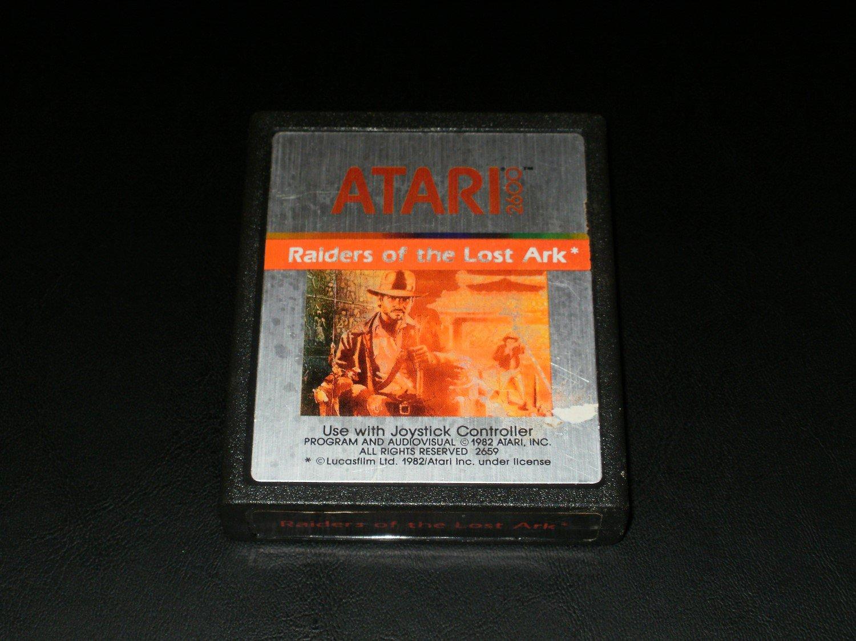 Raiders of the Lost Ark - Atari 2600