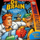 Dr. Brain Action Reaction - 1999 Knowledge Adventure - IBM PC - Complete CIB