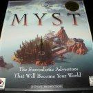Myst - 1993 Broderbund - IBM PC - Complete CIB