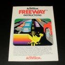 Freeway - Atari 2600 - Manual Only
