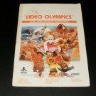 Video Olympics - Atari 2600 - 1977 Manual Only