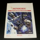 Asteroids - Atari 2600 - Manual Only
