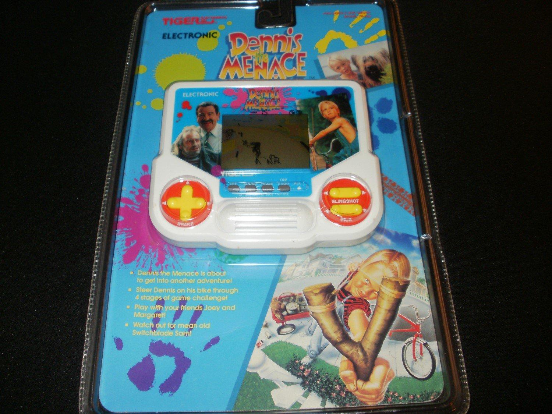Dennis the Menace - Vintage Handheld - Tiger Electronics 1993 - New Factory Sealed