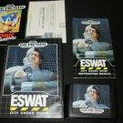 ESWAT City Under Siege - Sega Genesis - Complete CIB