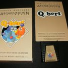 QBert - 1983 Parker Brothers - Atari Home Computer - Complete CIB