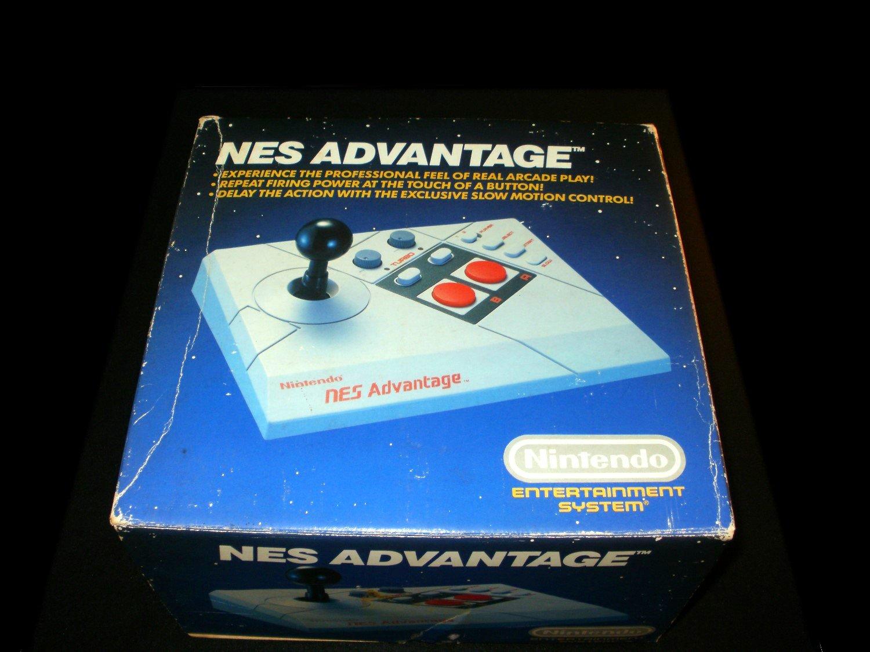 NES Advantage - Nintendo NES - With Box