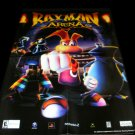 Rayman Arena Poster - Electronic Gaming Monthly 2002