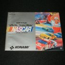 Bill Elliot's NASCAR Challenge - Nintendo NES - Manual Only