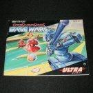 Base Wars - Nintendo NES - Manual Only