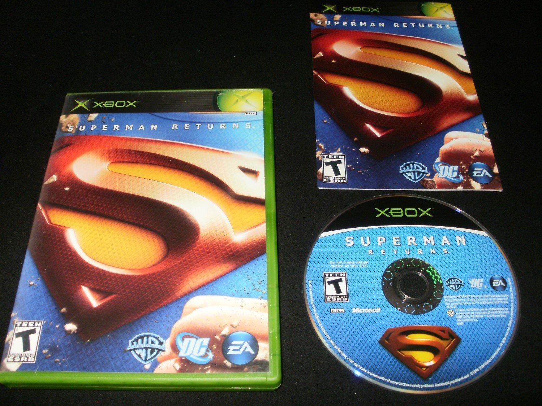 Superman Returns - Xbox - Complete CIB