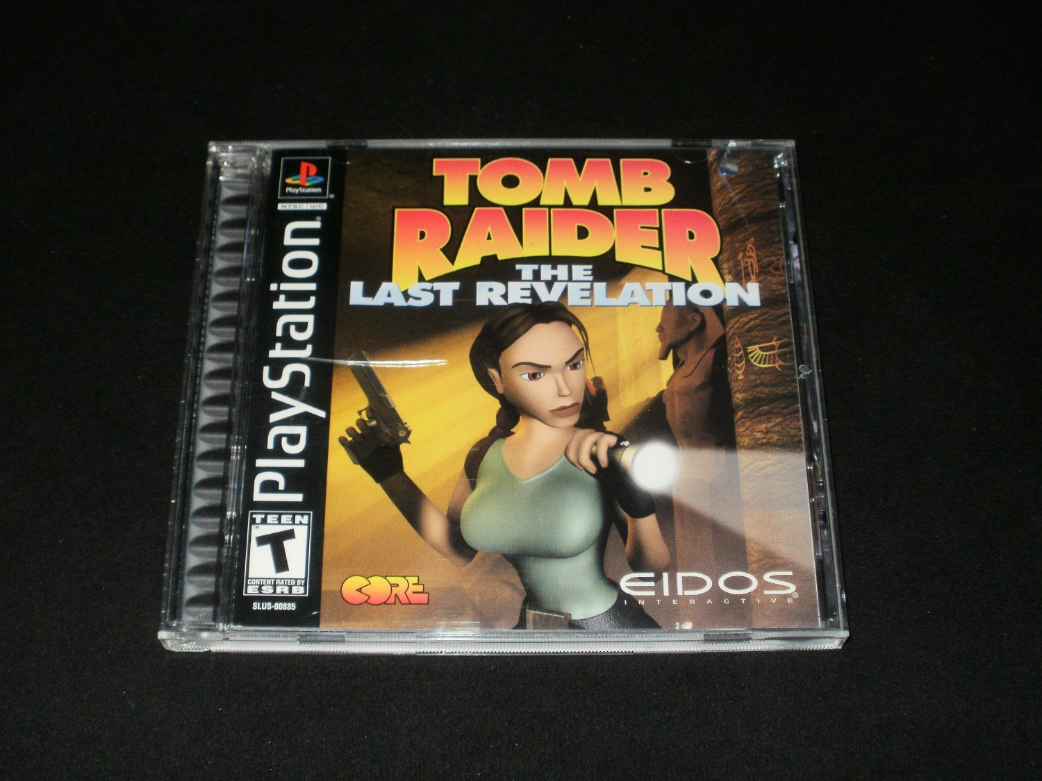 Tomb Raider The Last Revelation - Sony PS1 - Complete CIB