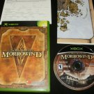 Elder Scrolls III Morrowind - Xbox - With Map & Warranty Card - Original 2002 Release